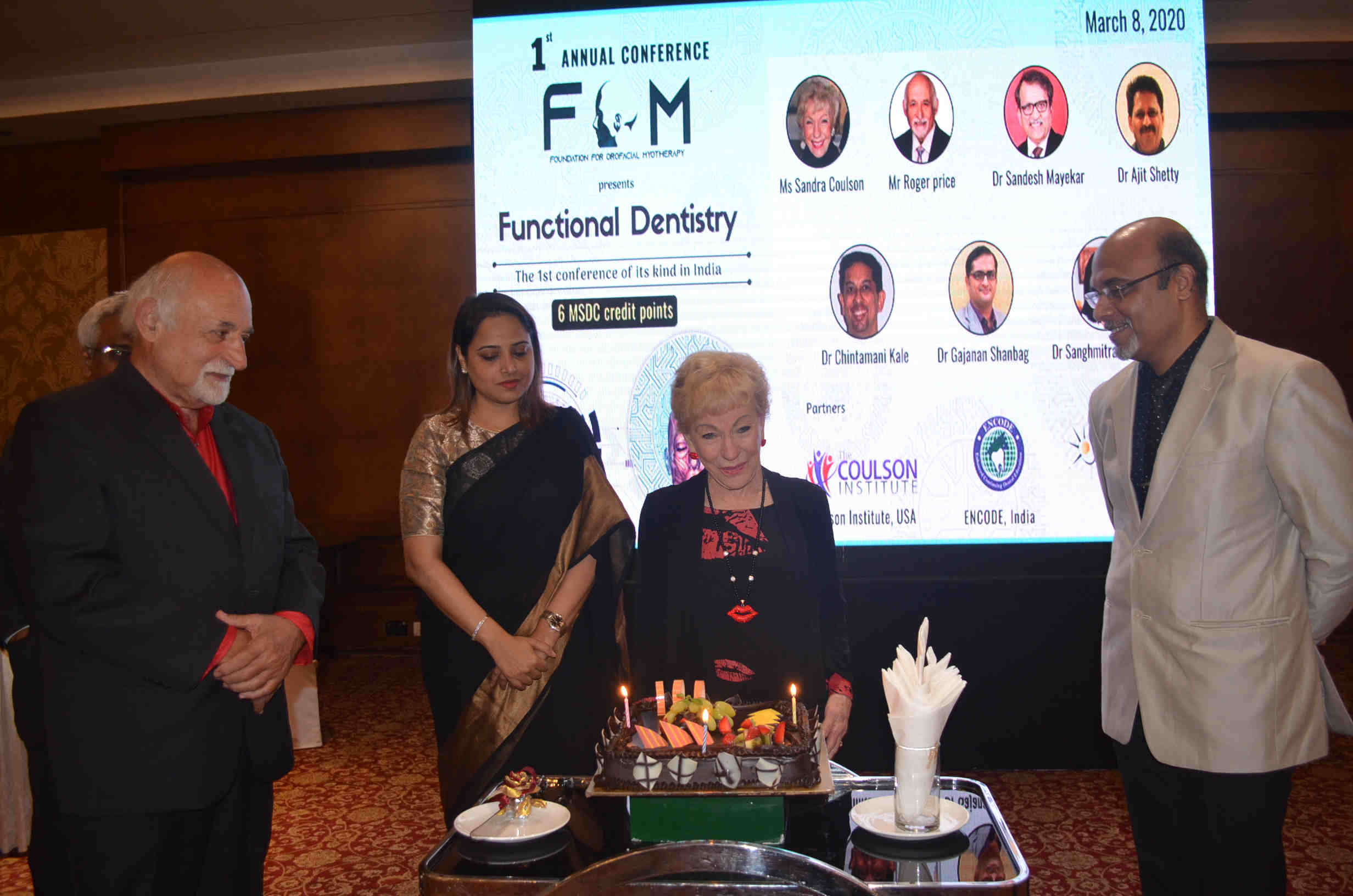 Functional Dentistry: The First Conference of its kind in India